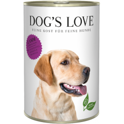 NOURRITURE POUR CHIEN ADULTE (AGNEAU)  MARCHAL  DOG'S LOVE