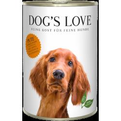 NOURRITURE POUR CHIEN ADULTE (DINDE)  MARCHAL  DOG'S LOVE