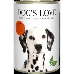 NOURRITURE POUR CHIEN ADULTE (BŒUF)  MARCHAL  DOG'S LOVE