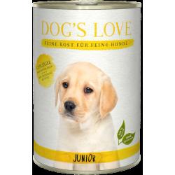 NOURRITURE POUR CHIEN JUNIOR (VOLAILLE)  MARCHAL  DOG'S LOVE