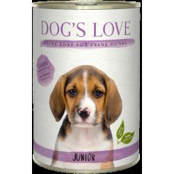 NOURRITURE POUR CHIEN JUNIOR (AGNEAU)  MARCHAL  DOG'S LOVE