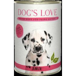 NOURRITURE POUR CHIEN JUNIOR (BŒUF)  MARCHAL  DOG'S LOVE