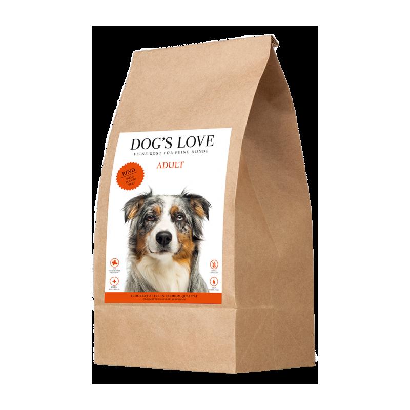 CROQUETTES POUR CHIEN (BŒUF)  MARCHAL  DOG'S LOVE