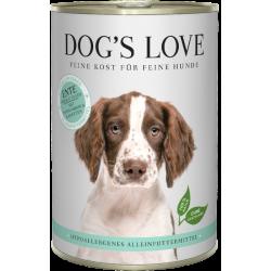 NOURRITURE POUR CHIEN ADULTE HYPOALLERGÉNIQUE (CANARD)  MARCHAL  DOG'S LOVE