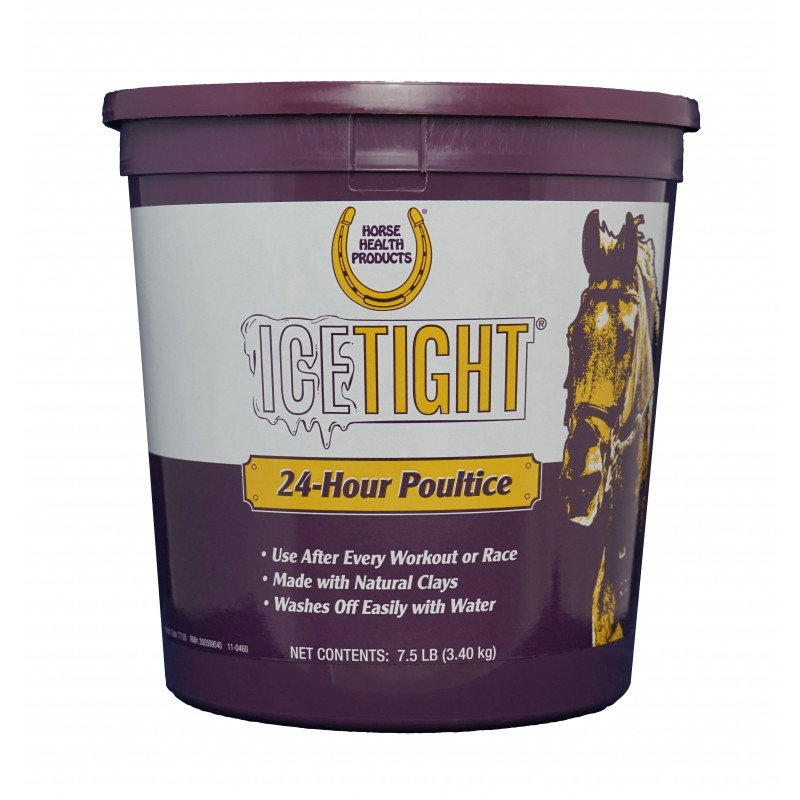 ICE TIGHT POULTICE  MARCHAL  FARNAM