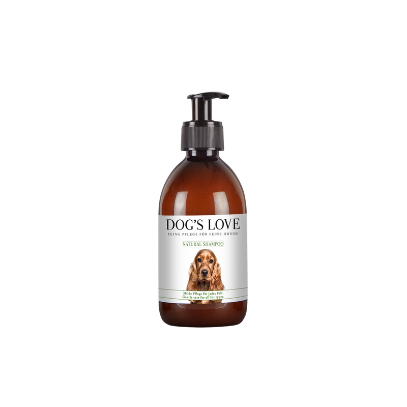 SHAMPOING NATUREL (300 ML)  MARCHAL  DOG'S LOVE
