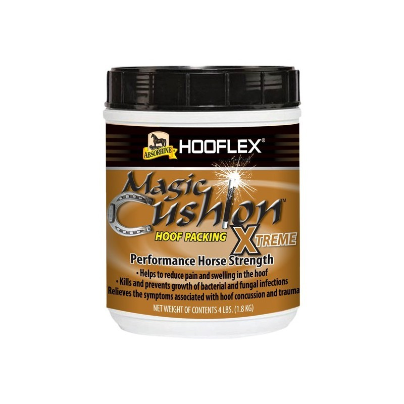 MAGIC CUSHION HOOF PACKING EXTREME (1,8 KG)  MARCHAL  ABSORBINE