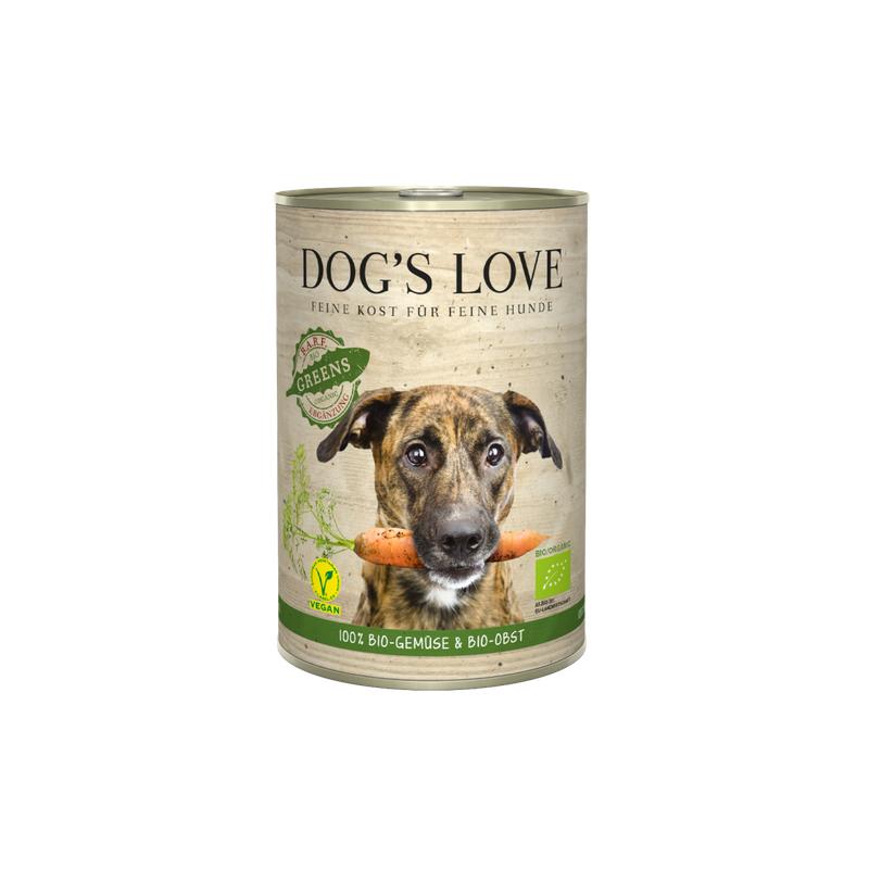 NOURRITURE POUR CHIEN ADULTE BIO (GREENS)  MARCHAL  DOG'S LOVE