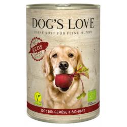 NOURRITURE POUR CHIEN ADULTE BIO (REDS)  MARCHAL  DOG'S LOVE