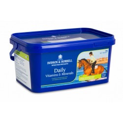 DAILY VITAMINS & MINERALS (1.5 KG)  SOINS  DODSON & HORRELL
