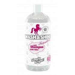 WASH & SHINE SENSITIVE (500 ML)  MARCHAL  MAGIC BRUSH
