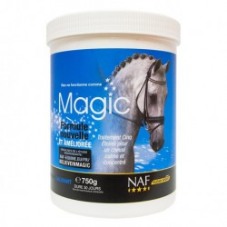 MAGIC POUDRE (750 G)  MARCHAL  NAF Clean Sport