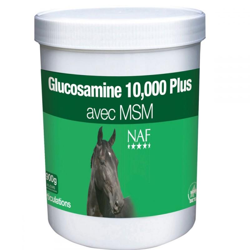 GLUCOSAMINE 10.000 PLUS (900 G)  MARCHAL  NAF Clean Sport