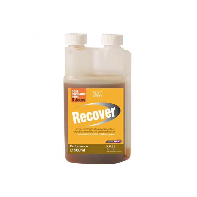 RECOVER (500 ML)  MARCHAL  NAF Clean Sport