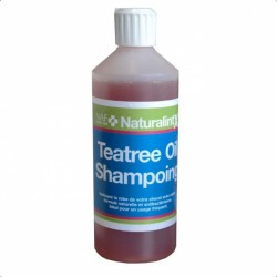 TEA TREE SHAMPOO (500 ML)  MARCHAL  NAF Clean Sport