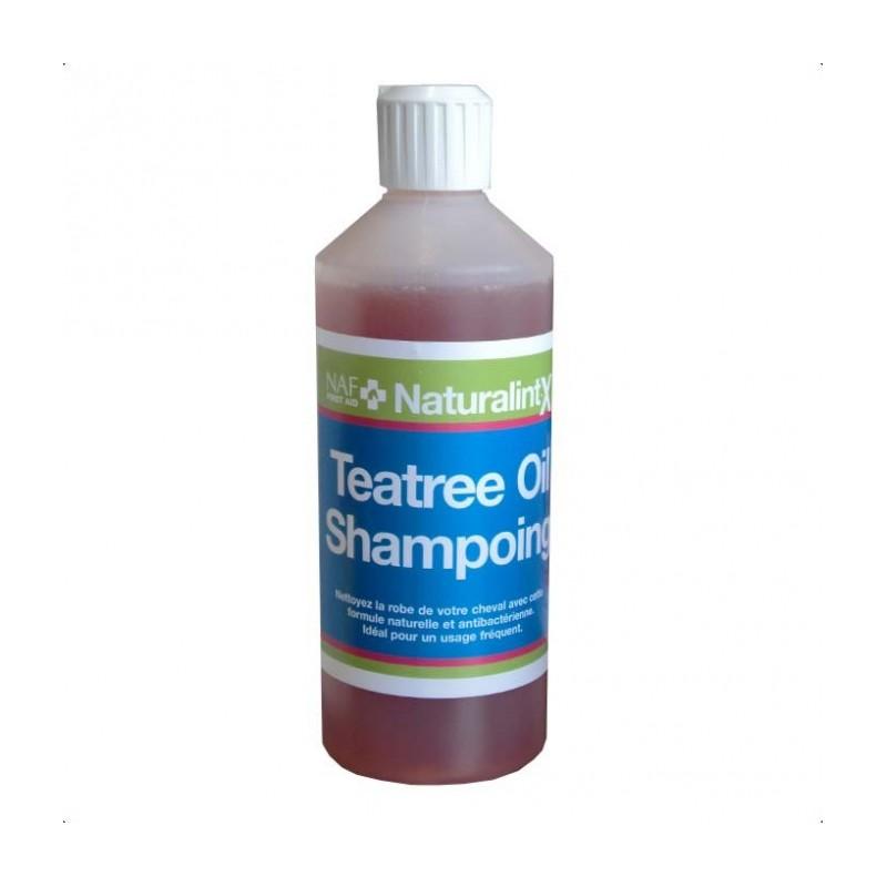 TEA TREE SHAMPOO (500 ML)  MARCHAL  NAF Clean Sport