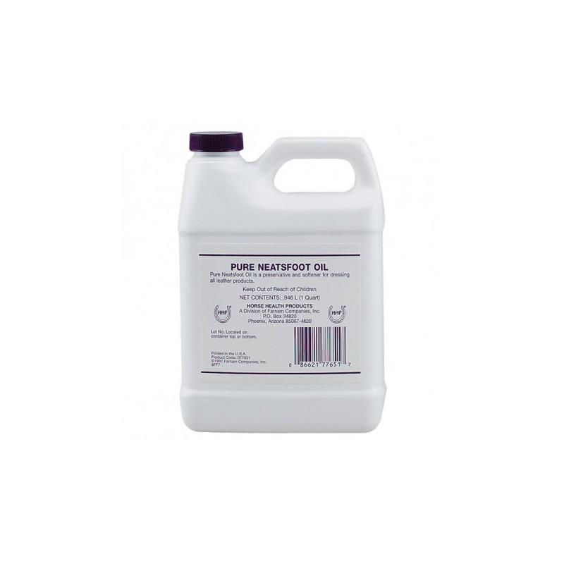 PURE NEATSFOOT OIL (946 ML)  MARCHAL  FARNAM