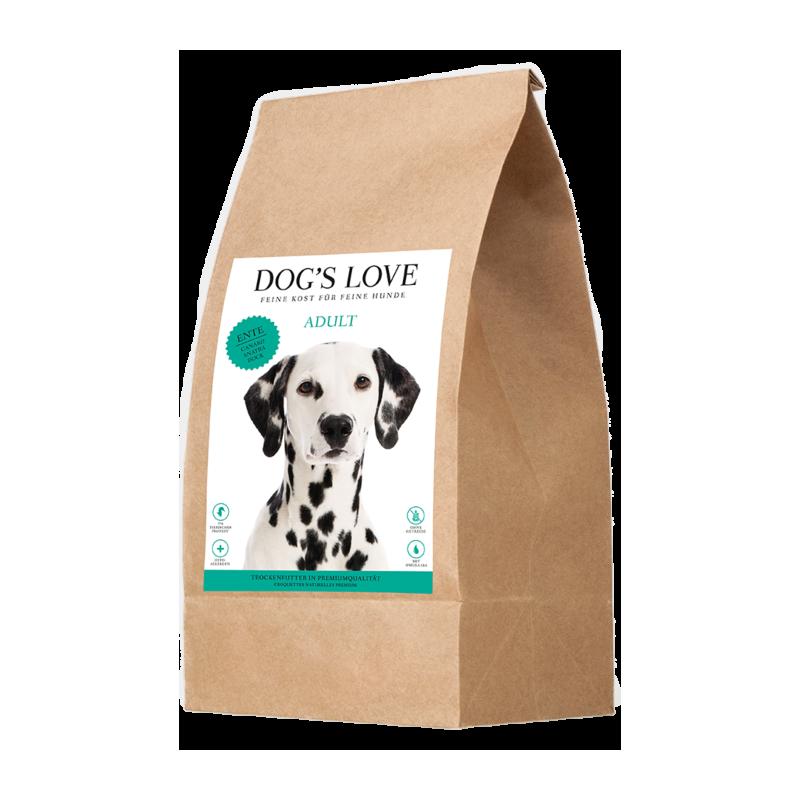 CROQUETTES POUR CHIEN (CANARD)  MARCHAL  DOG'S LOVE