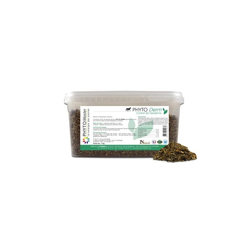 PHYTO DERM (1 KG)  MARCHAL  PHYTO MASTER
