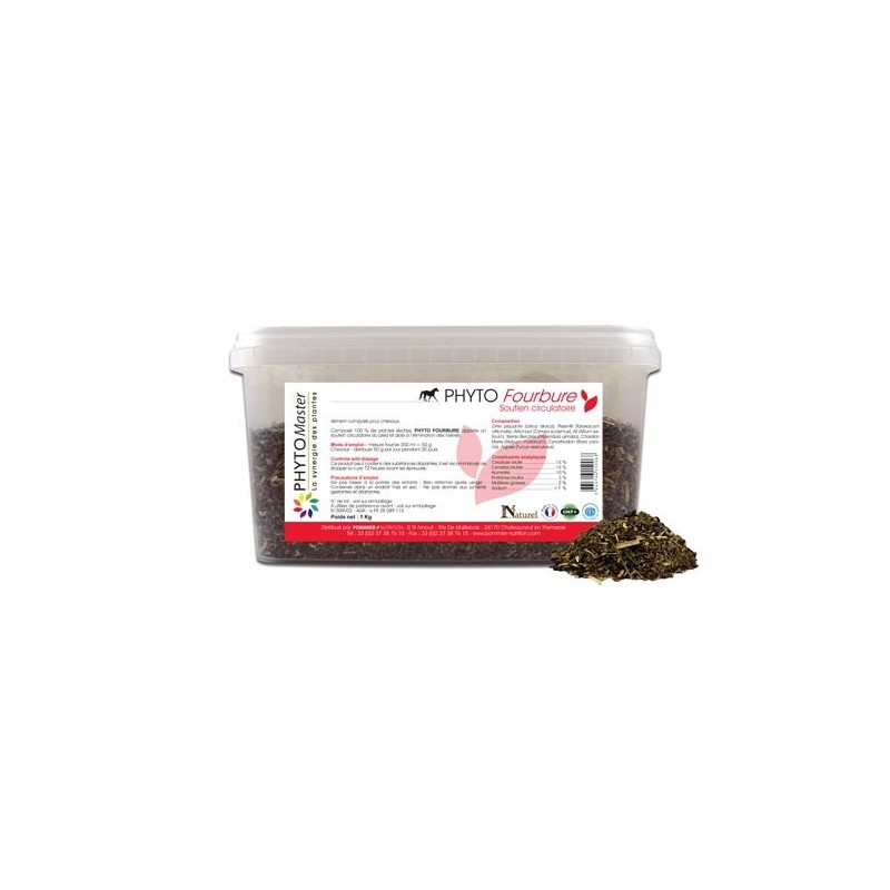 PHYTO FOURBURE (1 KG)  MARCHAL  PHYTO MASTER