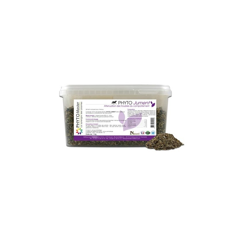 PHYTO JUMENT (1 KG)  MARCHAL  PHYTO MASTER