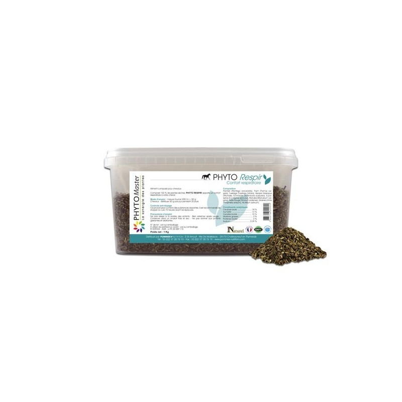 PHYTO RESPIR (1 KG)  MARCHAL  PHYTO MASTER