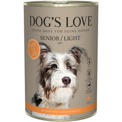 NOURRITURE POUR CHIEN SÉNIOR LIGHT (DINDE)  MARCHAL  DOG'S LOVE