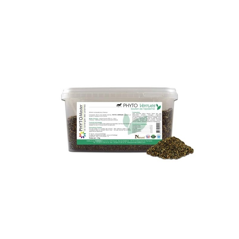 PHYTO VERRUES (1 KG)  MARCHAL  PHYTO MASTER