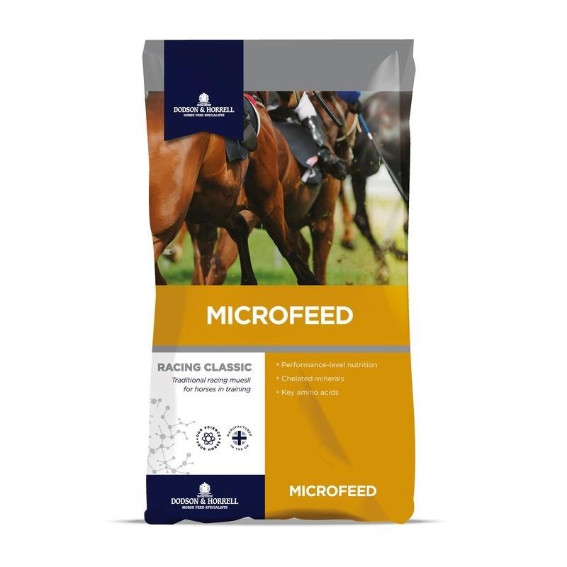 MICROFEED (20 KG)  ALIMENTATION  DODSON & HORRELL