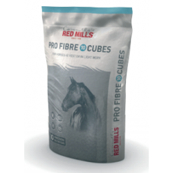 PRO FIBRE 10 CUBES RED MILLS (25 KG)  ALIMENTATION  CONNOLLY'S RED MILLS
