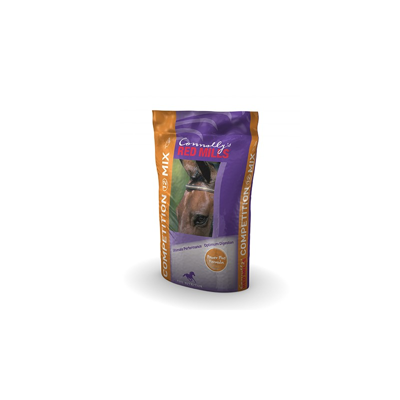 COMPETITION 12 MIX RED MILLS (20Kg)  ALIMENTATION  CONNOLLY'S RED MILLS