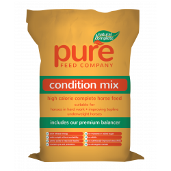 PURE CONDITION PURE FEED (15 KG)