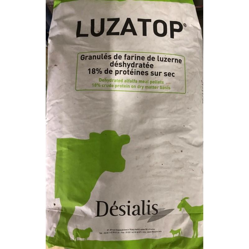 LUZERNE DESHYDRATÉE (25 KG)  ALIMENTATION